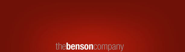 The Benson Company